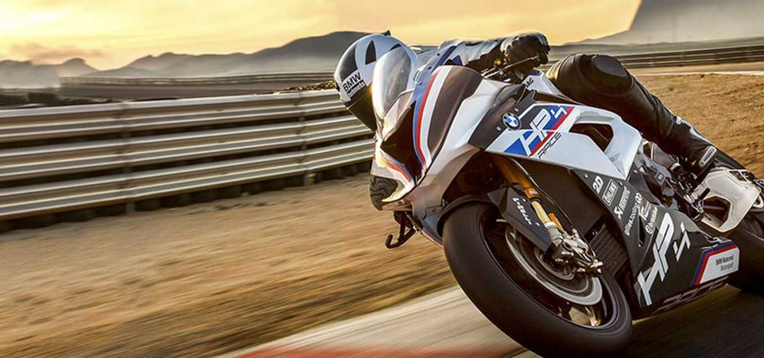 BMW HP 4 RACE